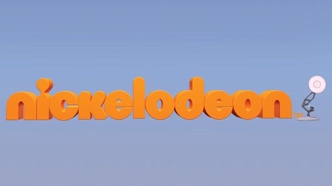 258-Nickelodeon Logo Spoof Pixar Lamp Luxo Logo - YouTube