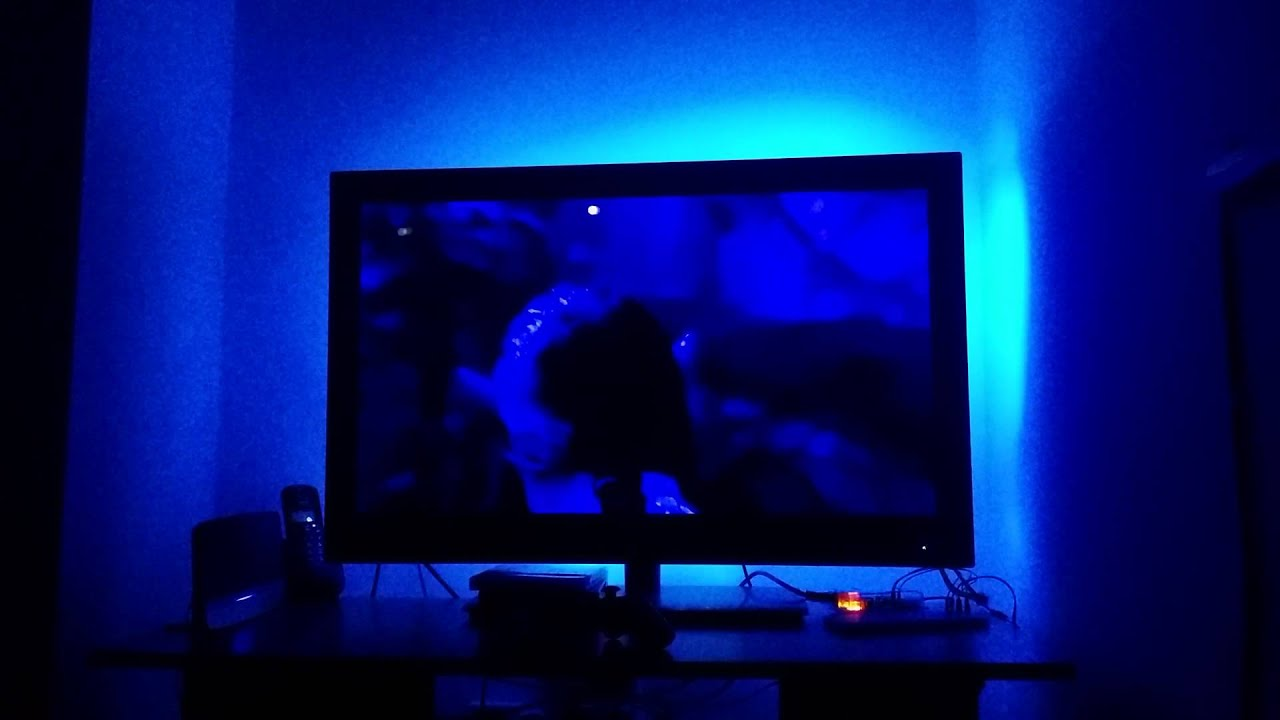 How to build your own Ambilight TV with Raspberry Pi and