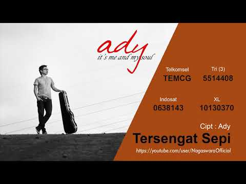 Ady - Tersengat Sepi (Official Audio Video)