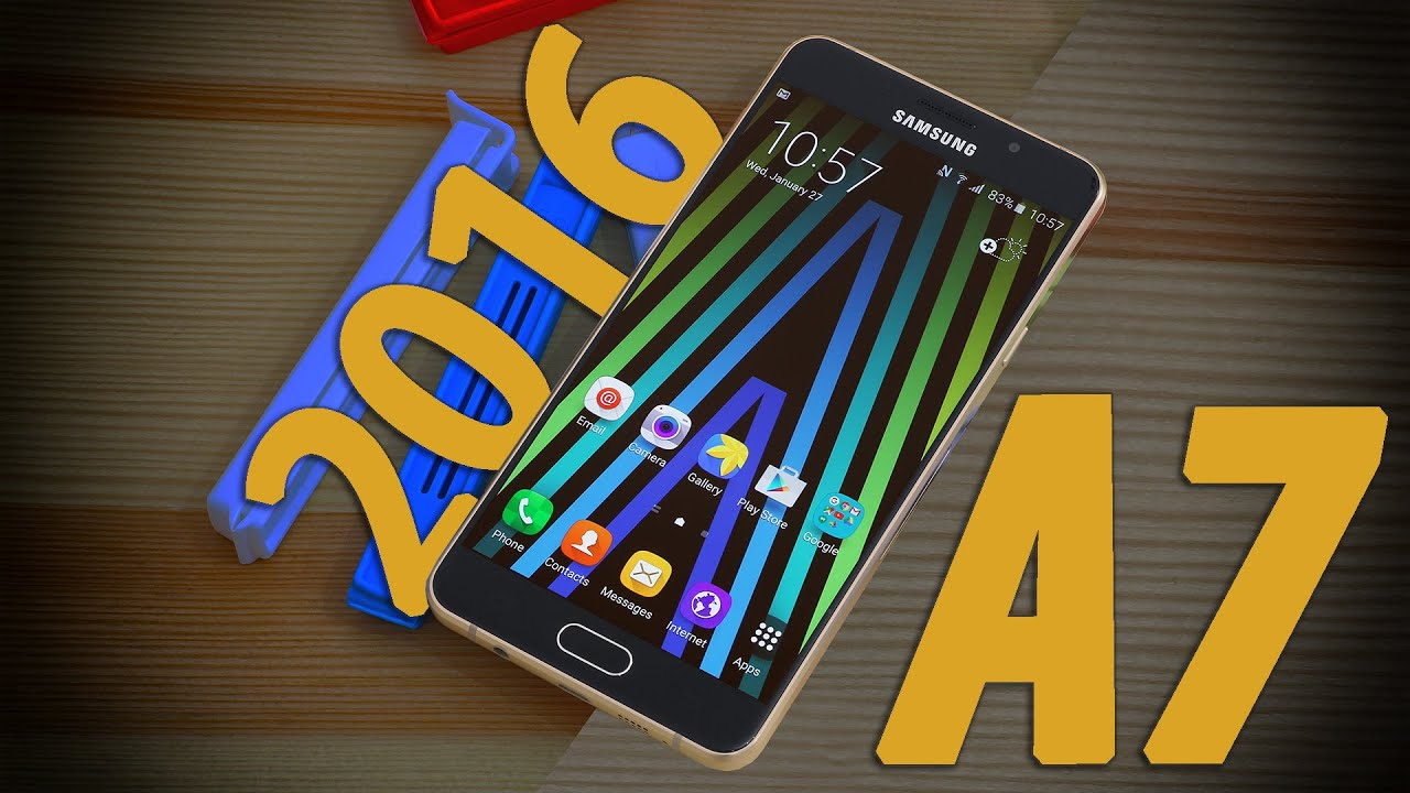 Samsung Galaxy A7 (2016) - Full phone specifications