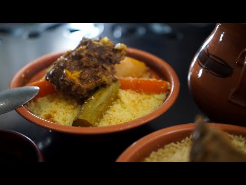 STREET FOOD : TOP  ALGERIAN FOOD (2018 )