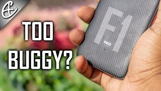 POCO F1 - Too BUGGY or BEST Buy? REAL REVIEW!!!