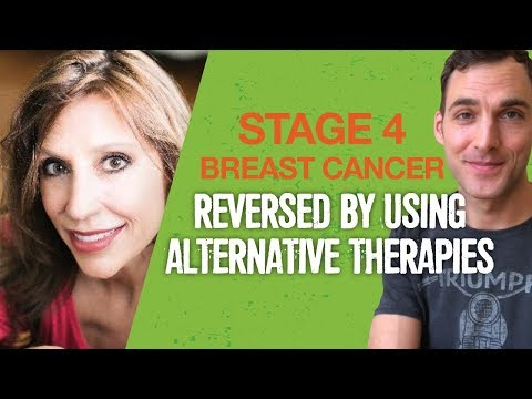 Alternative therapies Shannon used to reverse stage 4 breast cancer