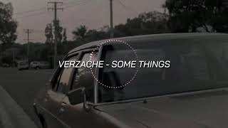 Download lagu Verzache - Some things (Sub Español) Fvck Feelings