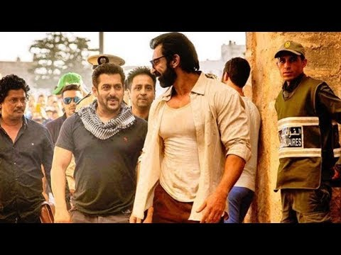 Thumbnail: Salman Khan Clicks With Nawaab Shah @ Abu Dhabi - Tiger Zinda Hai Shoot