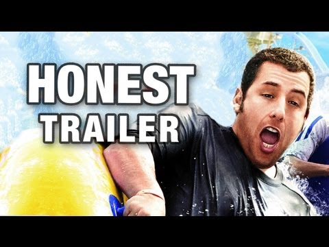 Honest Trailers - Grown Ups