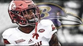 Lamar Jackson Highlights - Nice For What || Welcome to the Baltimore Ravens