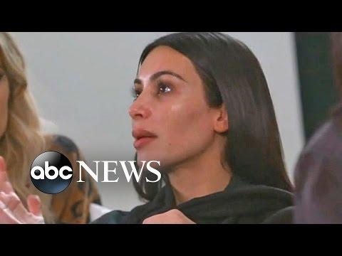 Kim Kardashian on Robbery at Gunpoint