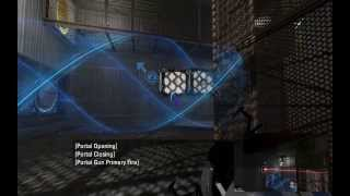 Portal 2 coop map - Elements of Destruction