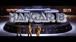 HANGAR 18 🎬 Remastered Classic Full Action-Sci-Fi Movie 🎬 English HD 2020