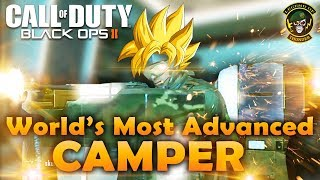 "Black Ops 2 - THE WORLD'S MOST ADVANCED CAMPER! ""THE WORM"" HOW TO CAMP HIJACKED! TROLLING & CAMPING"