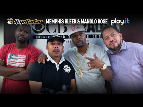 Memphis Bleek & Manolo Rose (Full) - Rap Radar