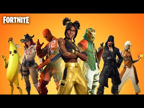 Fortnite Season 8 Gameplay, Wins And Funny moments