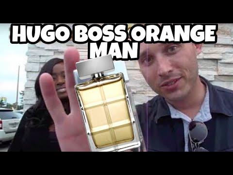 Boss Orange Man By Hugo Boss Fragrance/cologne Review