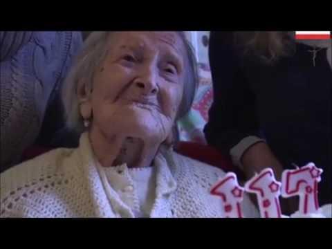 Emma Morano nie żyje. Miała 117 lat/