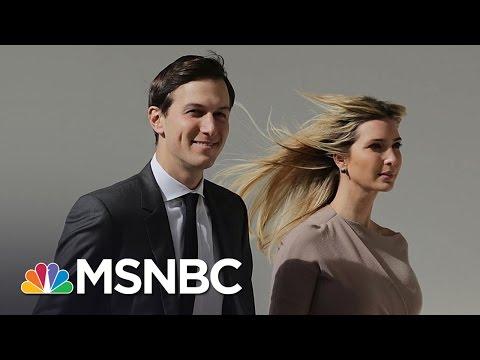 Jared Kushner As The Defacto Secretary Of State | Morning Joe | MSNBC