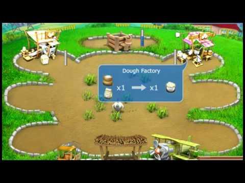 ファーム・フレンジー・ピザ・パーティー ニワトリや牛を飼い経営規模を拡大していく農業育成ゲーム第二弾(PC専用無料ブラウザゲーム)