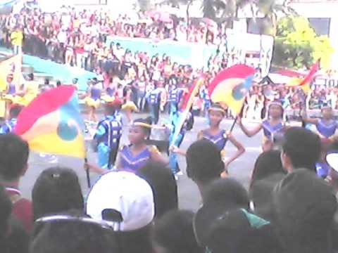 Magayon Festival 2016 DLC COMPETITION ELEMENTARY CATEGORY   Daraga North Central School Champion