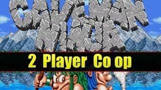 Game | Caveman Ninja Arcade Co op | Caveman Ninja Arcade Co op