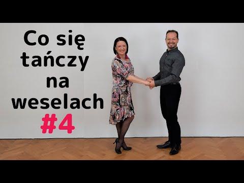 Co się tańczy na weselach #4 Disco Polo do tańca 2na1 (Disco Fox) Owijaniec Jak obracać partnerkę?