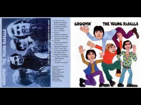 The Young Rascals - 01 A Girl Like You (remastered stereo, HQ Audio)