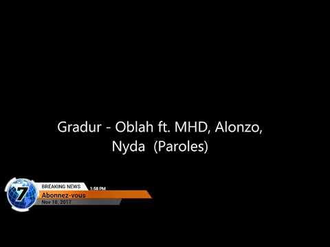 oblah gradur ft mhd alonzo nyda parole mp3