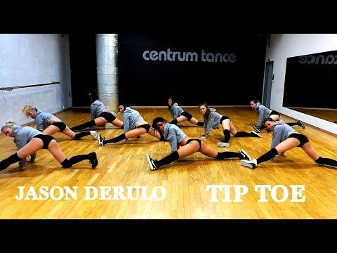 JASON DERULO / Tip Toe / Twerk choreography by Martina Panochová / My students