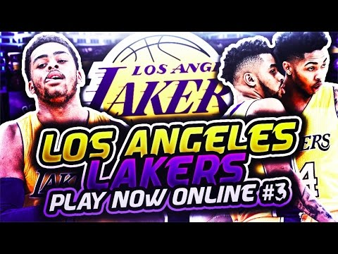 CAN WE MAKE THE COMEBACK?   NBA 2K17 PLAY NOW ONLINE #3
