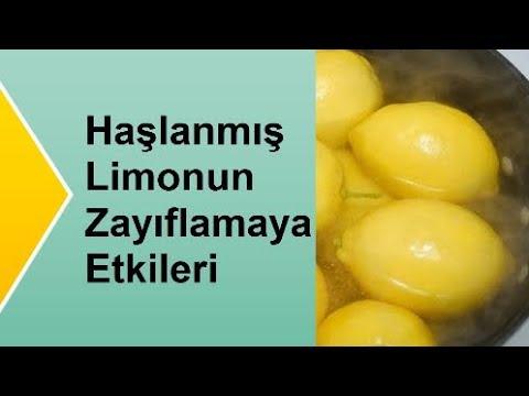 Haşlanmış Limonun Sağlığımıza Mucizevi Faydaları