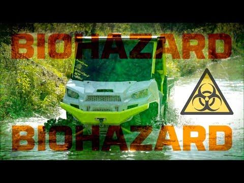 Custom Polaris Ranger XP 900 - Biohazard - Dauer: 2 Minuten, 41 Sekunden
