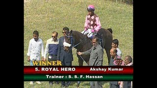 Akshay Kumar on Royal Hero wins The Best of Fun Plate