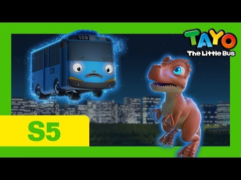 Tayo S5 EP26 L The Little Dinosaur Friend 2 L Tayo The Little Bus