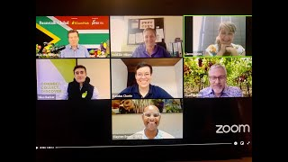 Beanstalk Global & The PMA In South Africa – Grapes!