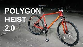 Polygon Heist 2 Terbaru Sepeda Hybrid 2018 Youtube