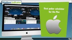 iHoldem Indicator - Poker Software for the Mac