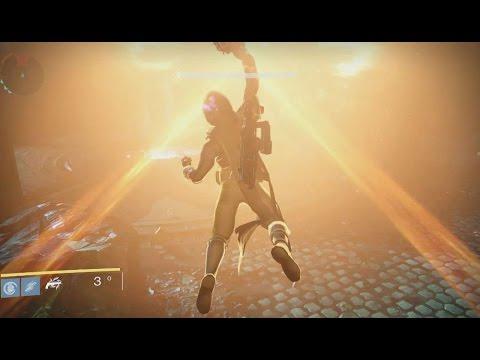 "Destiny CROTA'S END Full Raid Gameplay Walkthrough ""The Dark Below"" DLC"