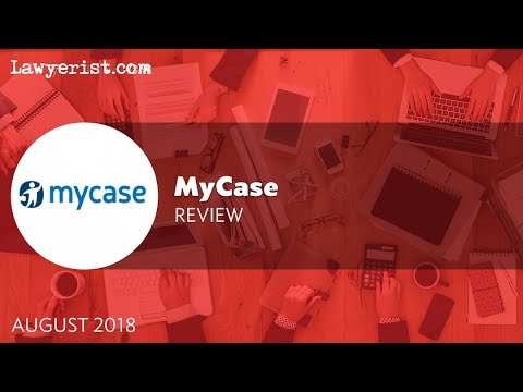 MyCase Review Video
