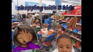 SINGLE WITH 8 KIDS!!! WATCH ME WORK!