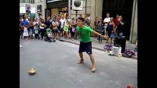 Italian Street Soccer (Extra [useless] footage removed)