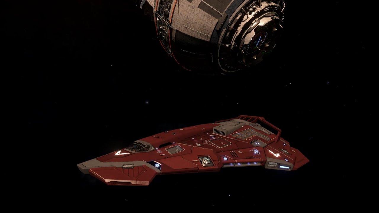 Elite Dangerous Ancient Ruins Update New Cg Ship Kits Youtube