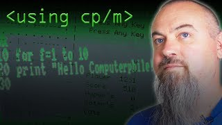 Using CP/M - Computerphile