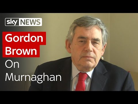 Murnaghan | Gordon Brown