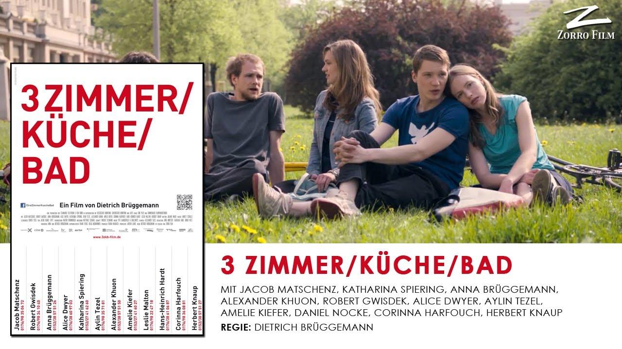 Drei Zimmer Küche : Zimmer kÜche bad offizieller kinotrailer zorro film youtube