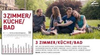 3 ZIMMER/KÜCHE/BAD -  Offizieller Kinotrailer    Zorro Film