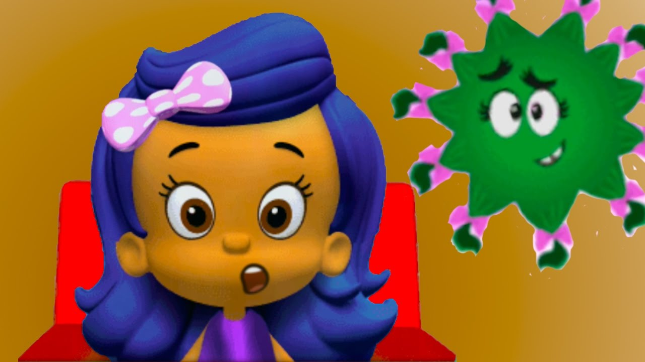 New hairstyles Bubble Guppies  Game from Nickelodeon Nick Jr  #13  #BRODIGAMES