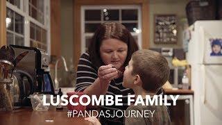 #PANDASJOURNEY - The Luscombe Family