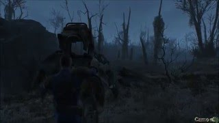 CONCORD'S 2ND VERTIBIRD CRASHSITE(Unmarked Location)[Fallout 4]