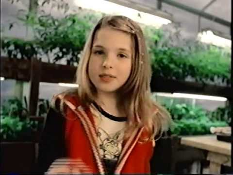 Kirsten Prout first acting job