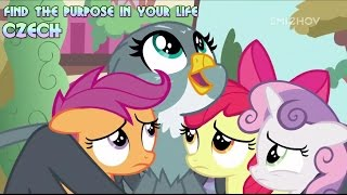 Find the purpose in your life - MLP - Česky (CC)