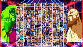 Marvel vs Capcom 2 MUGEN - Free PC Game Download